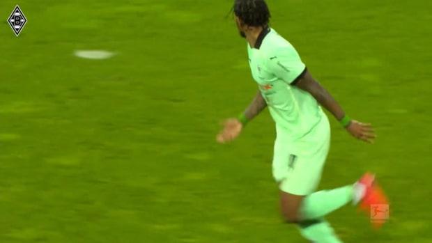 Borussia Mönchengladbach's best goals of 2020-21