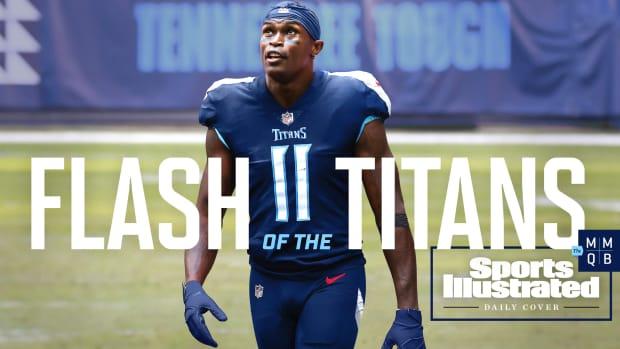 SI Daily Cover: Julio Jones trade to Titans