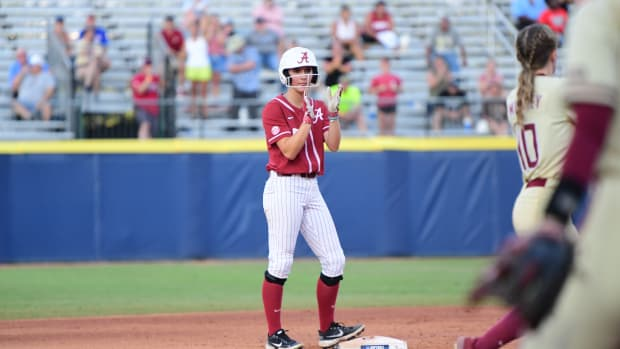 Alabama softball WCWS 2021