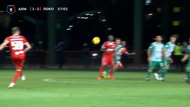 Aleksey Miranchuk's best goals of 2019-20 in Russian Premier League