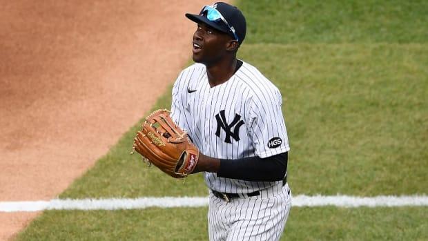 Yankees prospect Estevan Florial