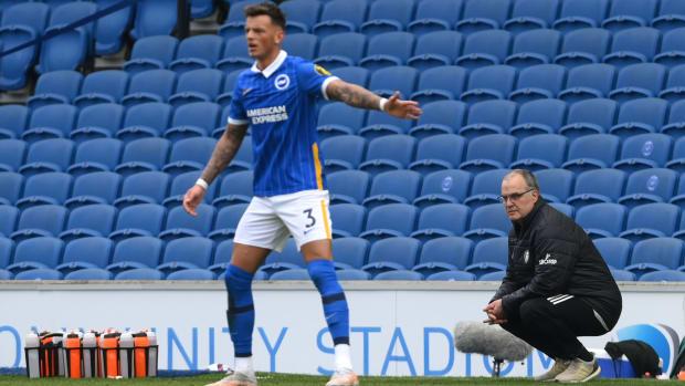 Ben White joins England for the Euros