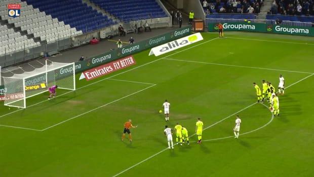 All Memphis Depay Ligue 1 goals in 2020-21