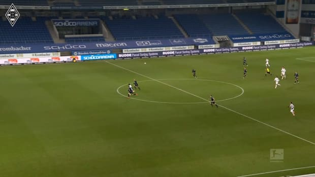 Breel Embolo's incredible speed