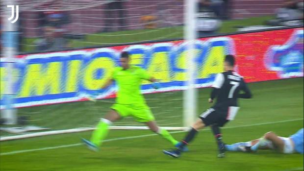Cristiano Ronaldo incredible speed