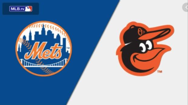 Mets vs. Orioles 2021