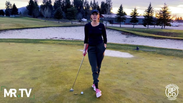 How to putt side-saddle: a step-by-step guide