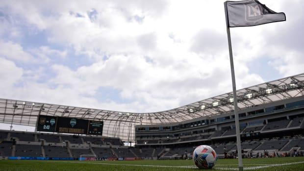 LAFC's Banc of California Stadium