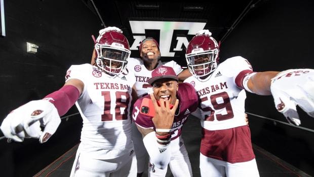 Texas A&M Recruits