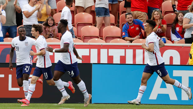 The USMNT routs Costa Rica in a friendly