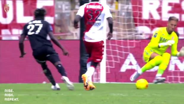 Monaco best saves in 2020-21