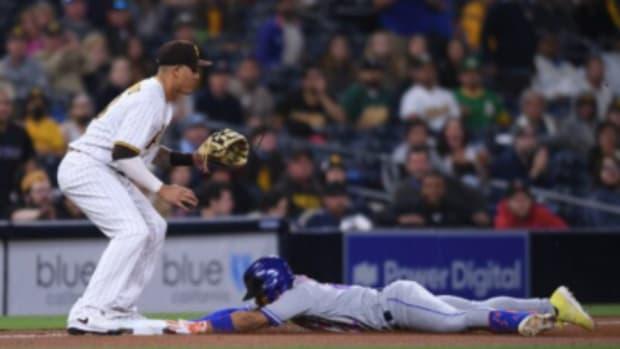 New York Mets vs. San Diego Padres 2021