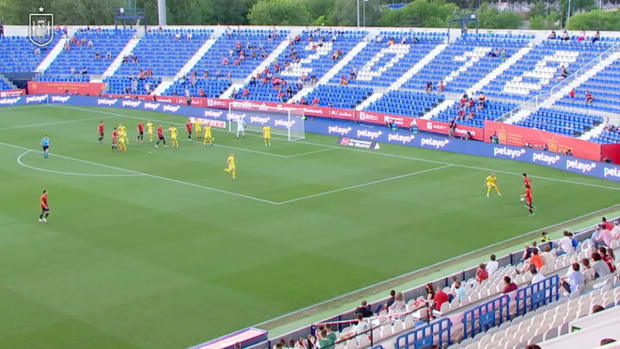 Spain's 4-0 victory against Lithuania