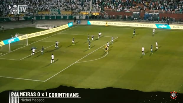 Corinthians' top five goals vs Palmeiras