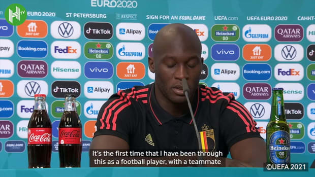 Lukaku: 'I spend more time with Eriksen than my own family'