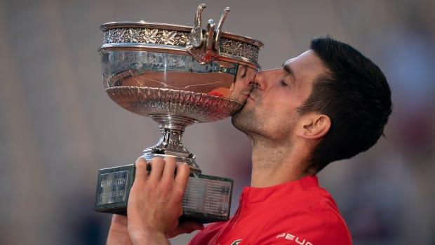 Novak Djokovic wins 2021 French Open