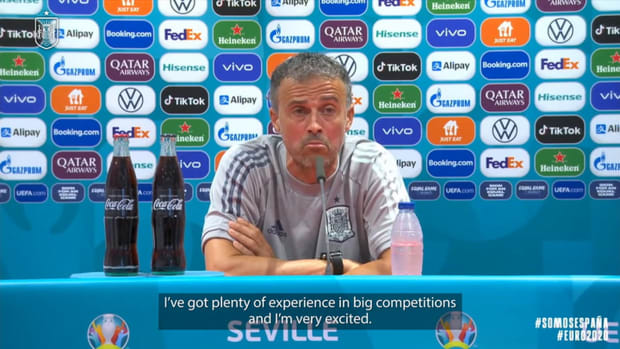 Luis Enrique: 'Our plan is going to be the same at every game'