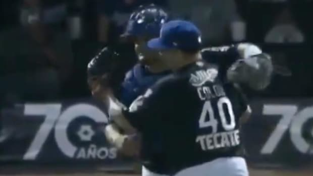 Bartolo Colon Mexican League