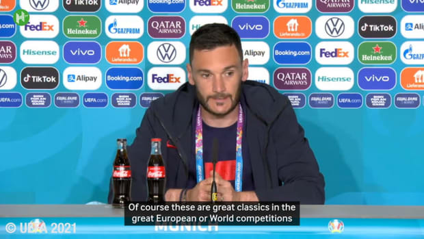 Lloris on facing Germany : we're expecting a very tough game