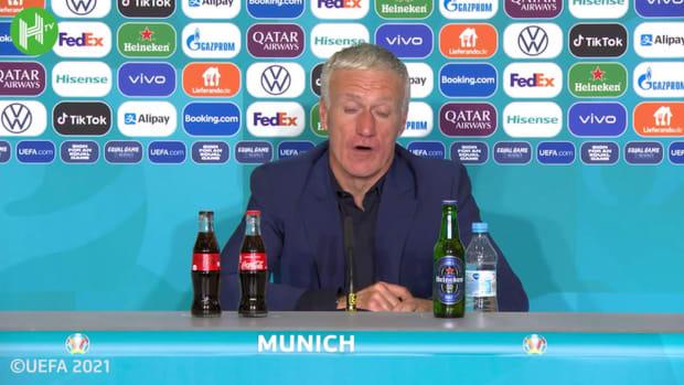 Deschamps hails Pogba-Rabiot midfield partnership following Germany win