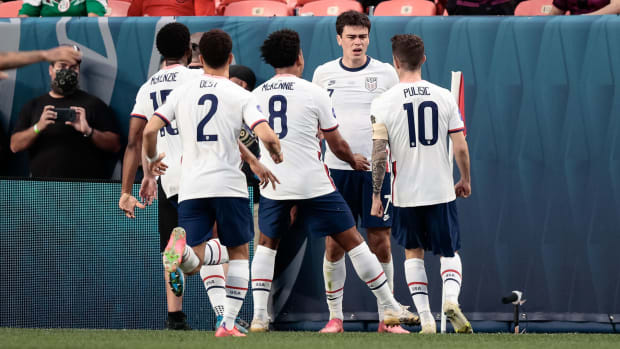 The USMNT won the Concacaf Nations League
