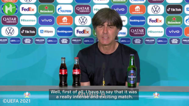 Joachim Löw sees positives despite Germany defeat to France