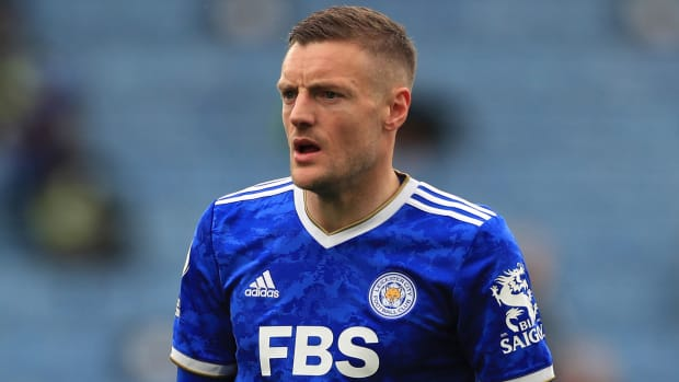 Jamie Vardy is a minority owner of the Rochester Rhinos