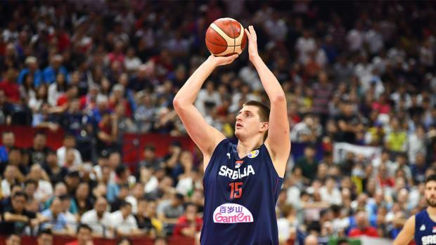 Nikola Jokic Serbia