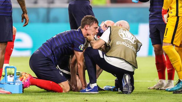 Benjamin-Pavard-Injury-France
