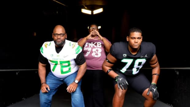 Kelvin Banks and Family Oregon OV