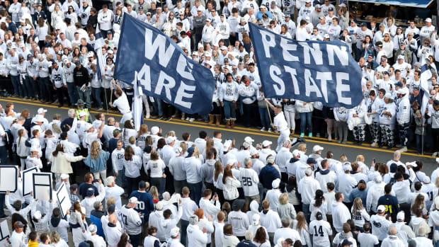 Penn State football fans