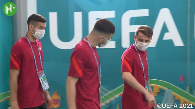 Turkey prepare to face Wales