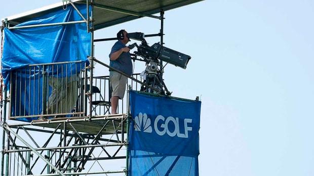 NBC/Golf TV camera