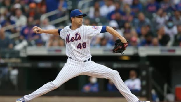 New York Mets ace Jacob deGrom