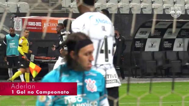 Red Bull Bragantino beat Corinthians at Neo Química Arena