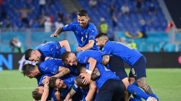 Italy-Through-Euro-2020