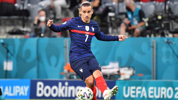 Antoine Griezmann for France
