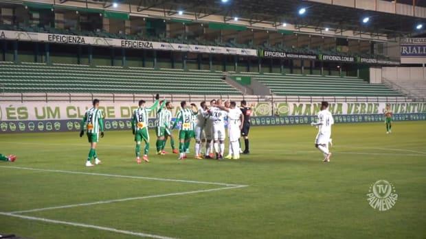 Palmeiras beat Juventude at Alfredo Jaconi