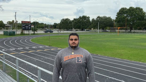 Miguel Maldonado, Offensive Tackle, Lakeland (Fla.) High School - 2022