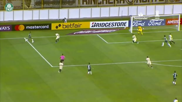 Raphael Veiga's top five Palmeiras goals