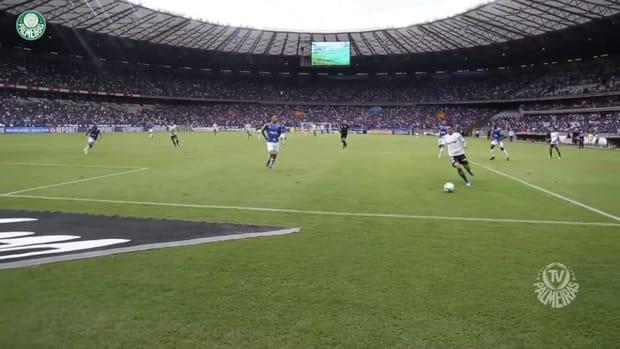 Raphael Veiga's top five Palmeiras assists