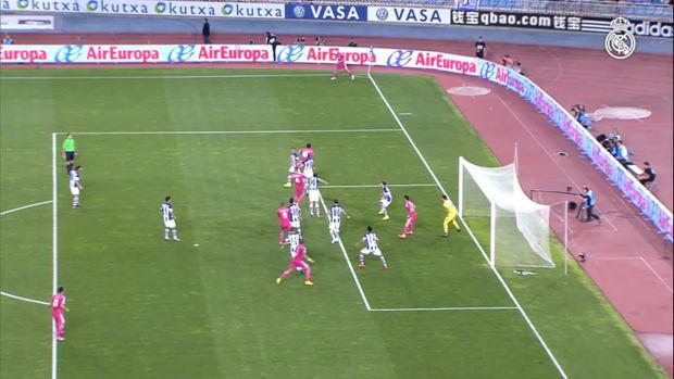 Sergio Ramos's best goals in LaLiga