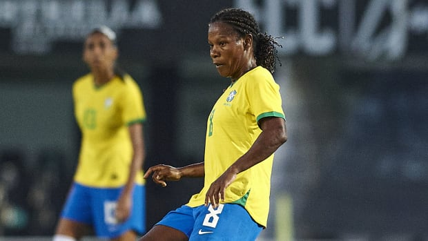Brazil star Formiga is going back to the Olympics