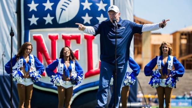 jerry cheer ox