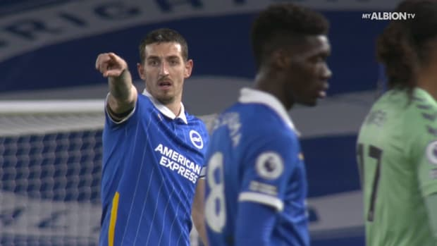 Lewis Dunk's best moments of 2020-21