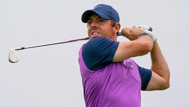 Rory McIlroy, Round 3, 2021 U.S. Open