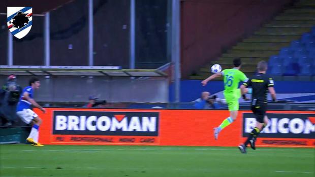 Quagliarella's best 2020-21 Serie A goals