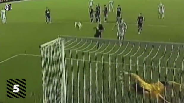 Santos' best goals from the 2011 Libertadores title campaign