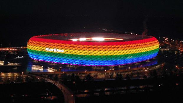 Allianz-Arena-Rainbow-Pride-Munich