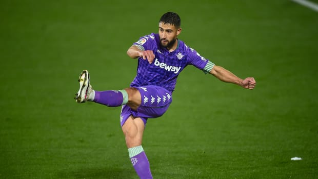 Nabil Fekir Liverpool target for Real Betis